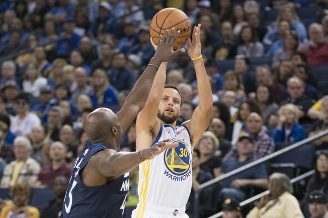 Golden State Warriors vs. Sacramento Kings - 10/5/18 NBA Pick, Odds, and Prediction
