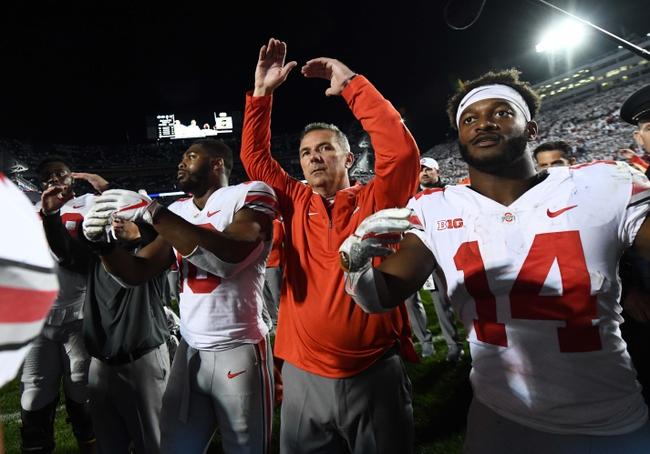 Ohio State vs. Indiana - 10/6/18 College Football Pick, Odds, and Prediction