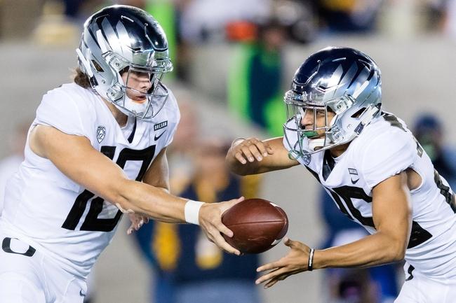 Washington at Oregon - 10/13/18 College Football Pick, Odds, and Prediction