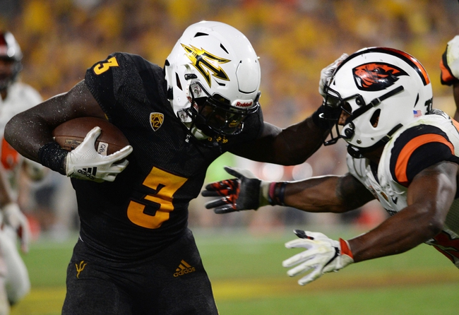 Colorado vs. Arizona State - 10/6/18 College Football Pick, Odds, and Prediction