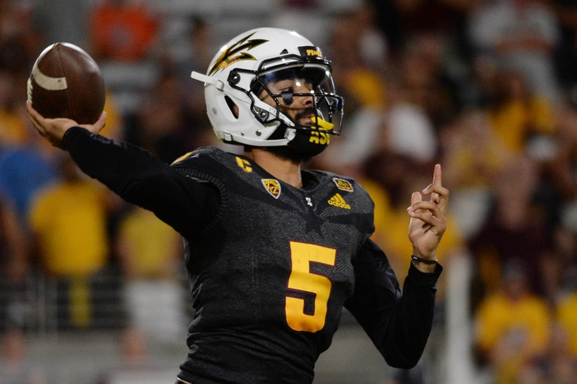 Stanford at Arizona State - 10/18/18 College Football Pick, Odds, and Prediction