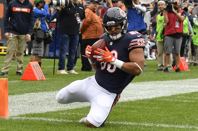 Chicago Bears vs. New York Jets - 10/28/18 NFL Pick, Odds, and Prediction