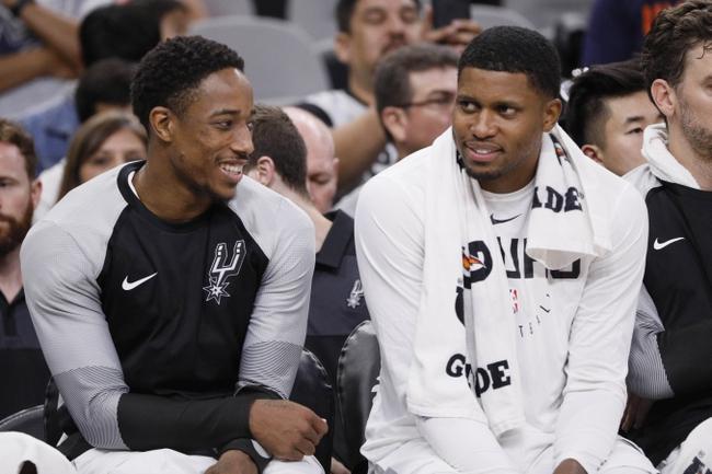 San Antonio Spurs vs. Detroit Pistons - 10/5/18 NBA Pick, Odds, and Prediction