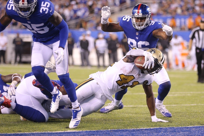 New Orleans Saints vs. New York Giants - 6/28/20 Madden20 NFL Sim Pick, Odds, and Prediction