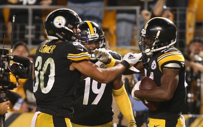 Pittsburgh Steelers vs. Atlanta Falcons - 10/7/18 NFL Pick, Odds, and Prediction