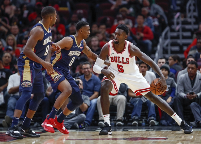 New Orleans Pelicans vs. Chicago Bulls - 11/7/18 NBA Pick, Odds, and Prediction