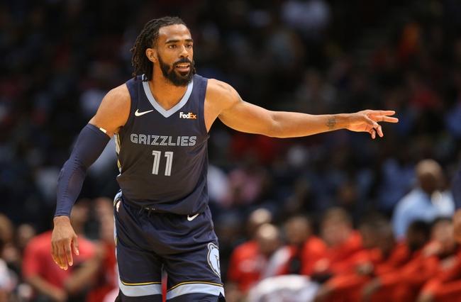 Memphis Grizzlies vs. Atlanta Hawks - 10/5/18 NBA Pick, Odds, and Prediction