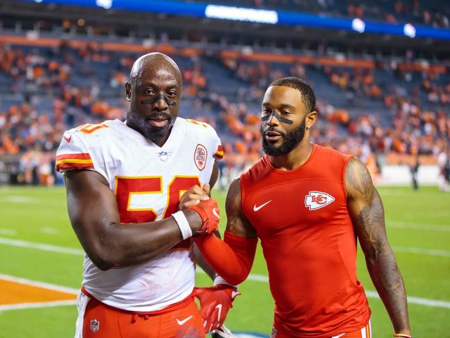 Kansas City Chiefs vs. Denver Broncos - 10/28/18 NFL Pick, Odds, and Prediction