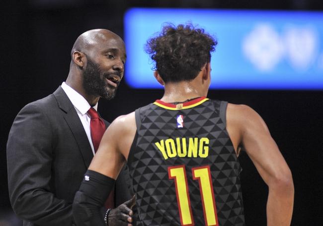 Atlanta Hawks vs. Dallas Mavericks - 10/24/18 NBA Pick, Odds, and Prediction