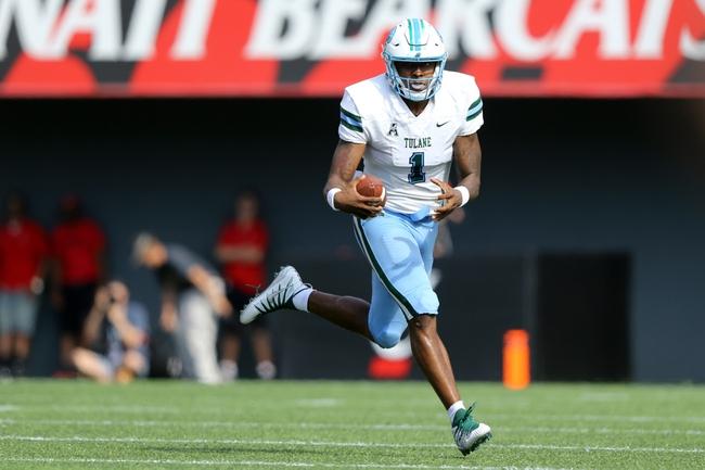 Tulane vs. SMU - 10/20/18 College Football Pick, Odds, and Prediction