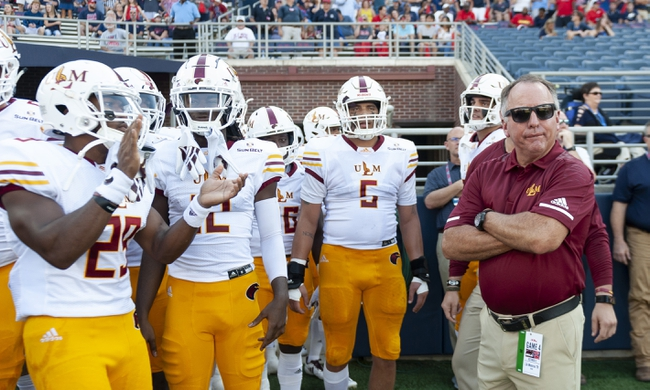 UL Monroe Warhawks 2020 Win Total - College Football Pick, Odds and Prediction