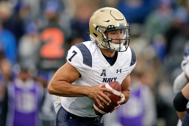 Navy vs. Houston - 10/20/18 College Football Pick, Odds, and Prediction