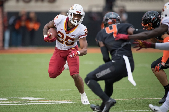 Iowa State vs. Oklahoma State - 10/26/19 College Football Pick, Odds, and Prediction