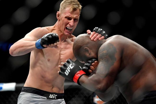 Alexander Volkov vs. Curtis Blaydes - 6/20/20 UFC Fight Night 173 Pick and Prediction