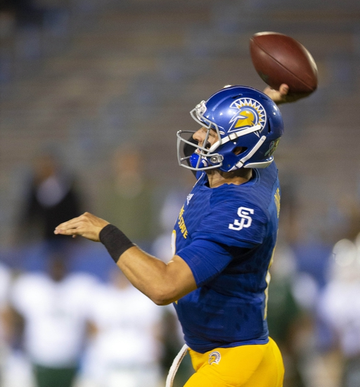 Utah State vs. San Jose State - 11/10/18 College Football Pick, Odds, and Prediction