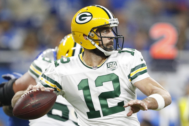 Green Bay Packers vs. San Francisco 49ers - 10/15/18 NFL Pick, Odds, and Prediction