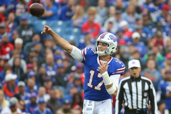 Houston Texans vs. Buffalo Bills - 10/14/18 NFL Pick, Odds, and Prediction