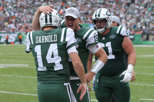 New York Jets vs. Indianapolis Colts - 10/14/18 NFL Pick, Odds, and Prediction