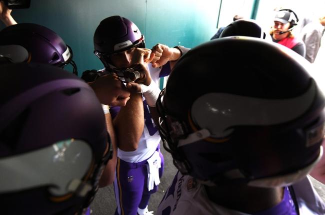 Arizona Cardinals at Minnesota Vikings - 10/14/18 NFL Pick, Odds, and Prediction