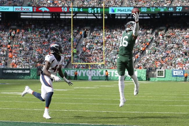 Denver Broncos vs. New York Jets - 4/29/20 Madden 20 Sim NFL Pick, Odds, and Prediction