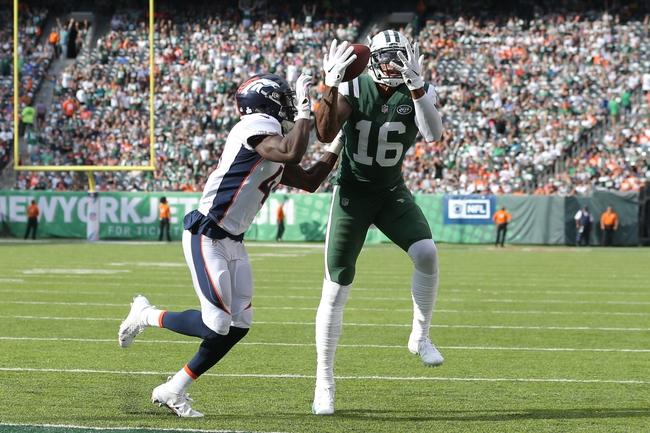 Denver Broncos at New York Jets NFL Picks, Odds, Predictions 10/1/20