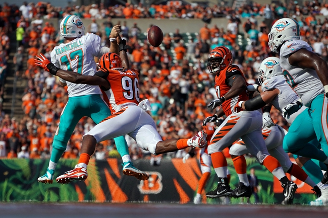 Miami Dolphins vs. Cincinnati Bengals - 12/22/19 NFL Pick, Odds, and Prediction