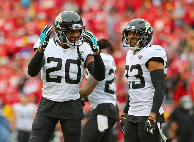 Jacksonville Jaguars vs. Washington Redskins - 12/16/18 NFL Pick, Odds, and Prediction