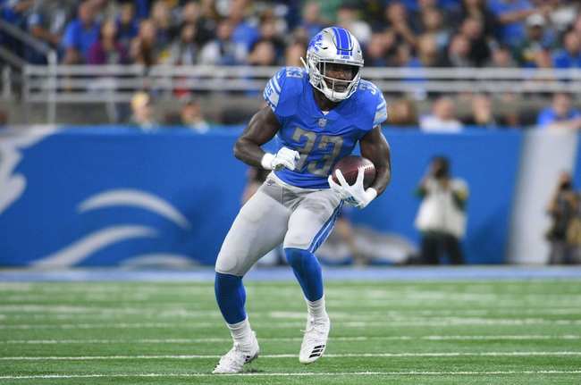 Detroit Lions vs. Seattle Seahawks - 10/28/18 NFL Pick, Odds, and Prediction
