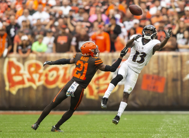 Cleveland Browns at Baltimore Ravens - 12/30/18 NFL Pick, Odds, and Prediction
