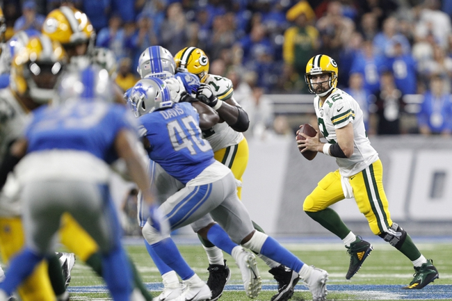 Green Bay Packers vs. Detroit Lions - 12/30/18 NFL Pick, Odds, and Prediction