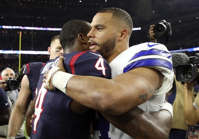 Dallas Cowboys vs. Houston Texans - 8/24/19 NFL Preseason Pick, Odds, and Prediction