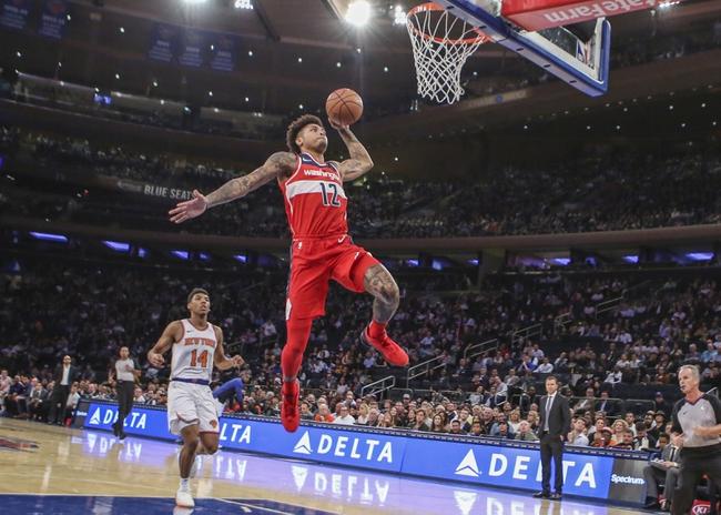 Washington Wizards vs. New York Knicks - 11/4/18 NBA Pick, Odds, and Prediction