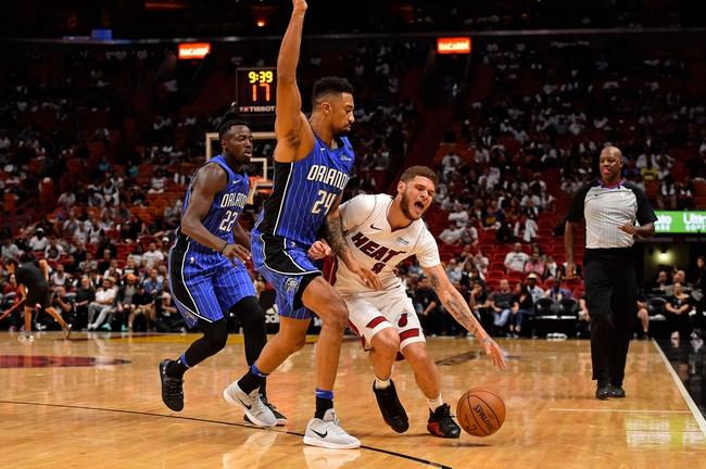 Orlando Magic vs. Miami Heat - 10/17/18 NBA Pick, Odds, and Prediction