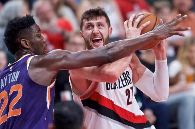 Portland Trail Blazers vs. Phoenix Suns - 12/6/18 NBA Pick, Odds, and Prediction