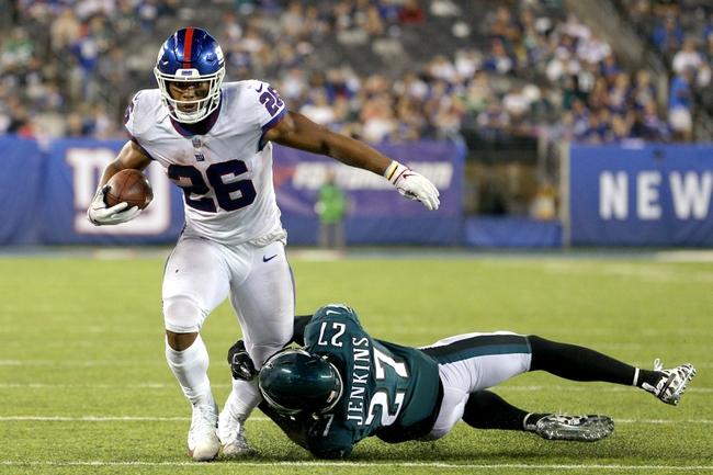 New York Giants at Philadelphia Eagles - 11/25/18 NFL Pick, Odds, and Prediction