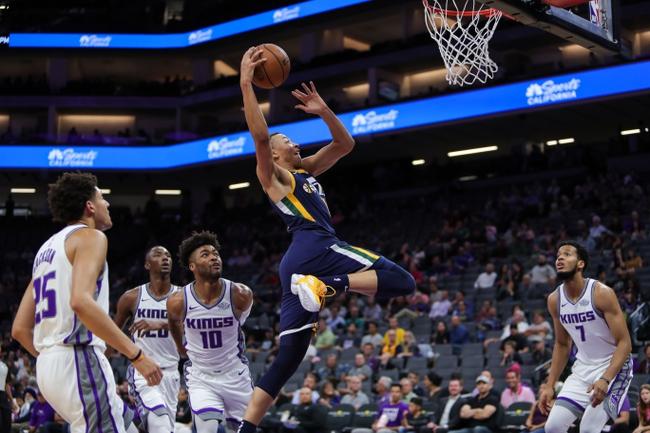 Sacramento Kings vs. Utah Jazz - 10/17/18 NBA Pick, Odds, and Prediction