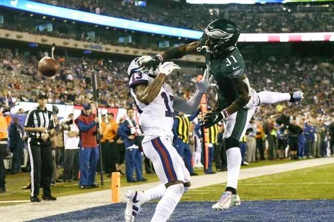 Philadelphia Eagles vs. New York Giants - 11/25/18 NFL Pick, Odds, and Prediction