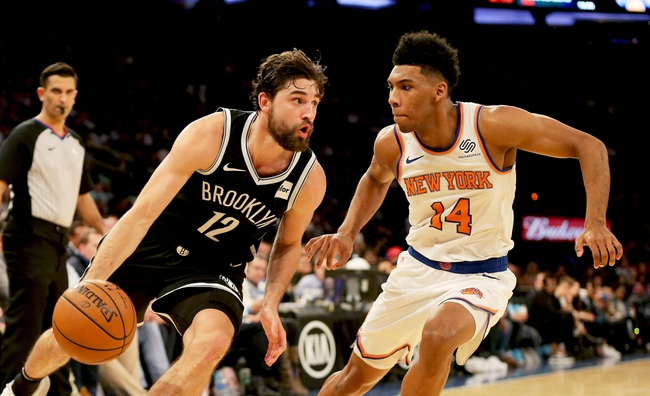 Brooklyn Nets vs. New York Knicks - 10/19/18 NBA Pick, Odds, and Prediction