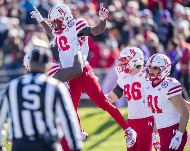 Nebraska vs. Iowa - 11/29/19 College Football Pick, Odds, and Prediction