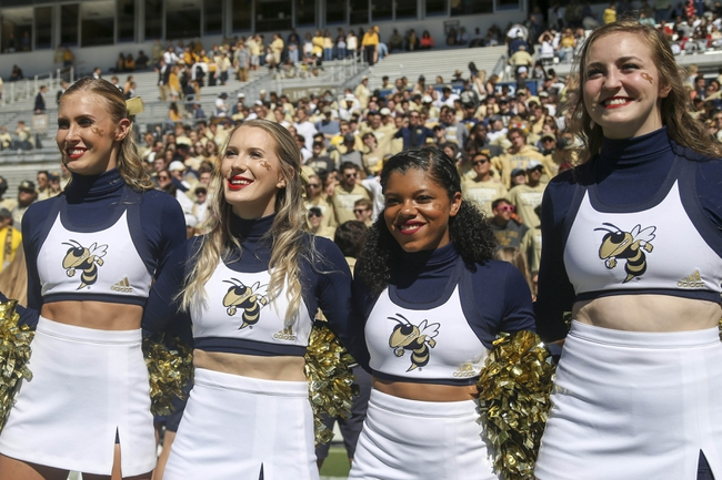 North Carolina vs. Georgia Tech - 11/3/18 College Football Pick, Odds, and Prediction