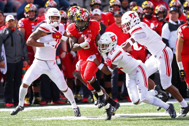 Rutgers vs. Maryland - 10/5/19 College Football Pick, Odds, and Prediction