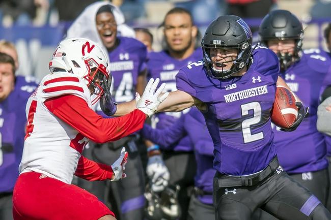 Nebraska vs. Northwestern - 10/5/19 College Football Pick, Odds, and Prediction