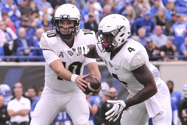 UCF vs. Temple - 11/1/18 College Football Pick, Odds, and Prediction