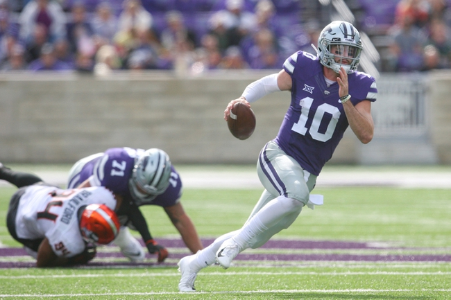 Oklahoma vs. Kansas State - 10/27/18 College Football Pick, Odds, and Prediction