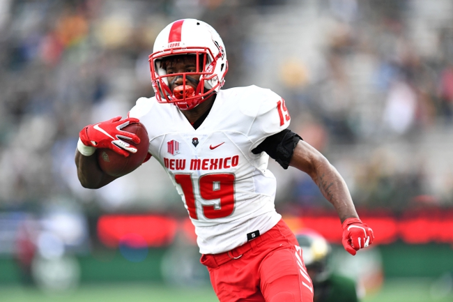 New Mexico vs. Sam Houston State - 8/31/19 College Football Pick, Odds, and Prediction
