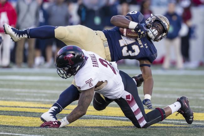 ATS Picks: Navy vs Temple College Football Picks, Odds, Predictions 10/10/20