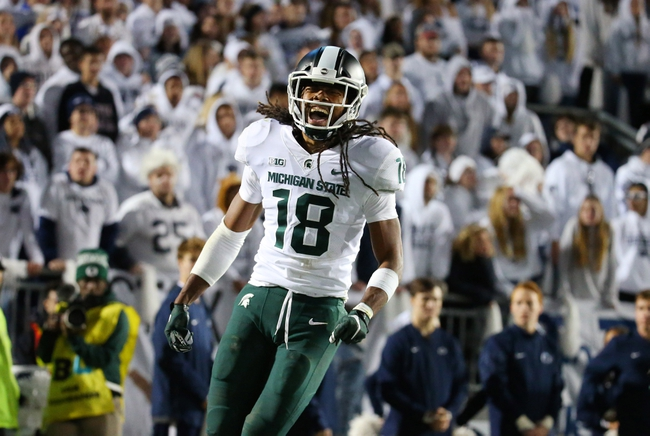 Michigan State vs. Michigan - 10/20/18 College Football Pick, Odds, and Prediction