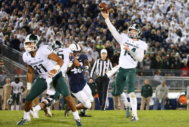 Michigan State vs. Penn State - 10/26/19 College Football Pick, Odds, and Prediction