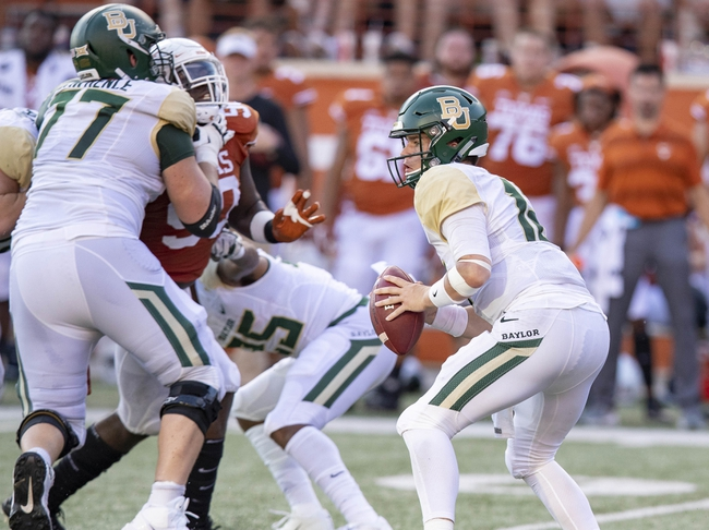 Baylor vs. TCU - 11/17/18 College Football Pick, Odds, and Prediction