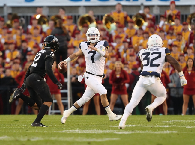 West Virginia vs. Baylor - 10/25/18 College Football Pick, Odds, and Prediction